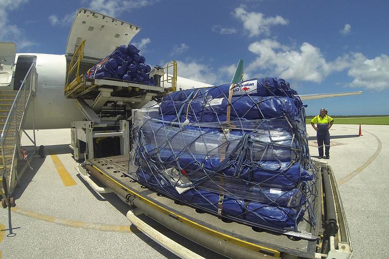 Humanitarian Unloading