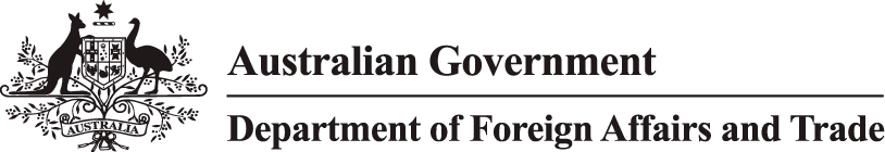 Australian Goverment  - Department of Foreign Affairs and Trade
